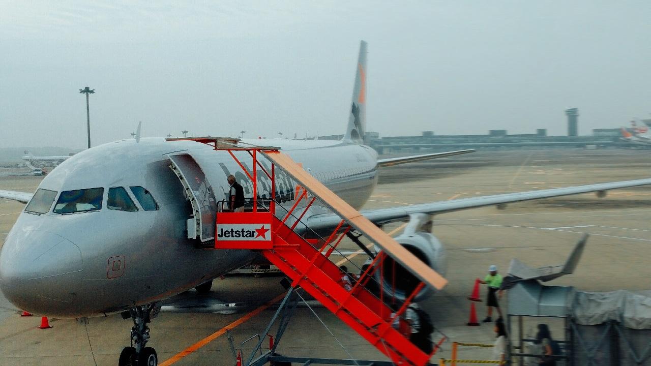 成田空港 Jetstar
