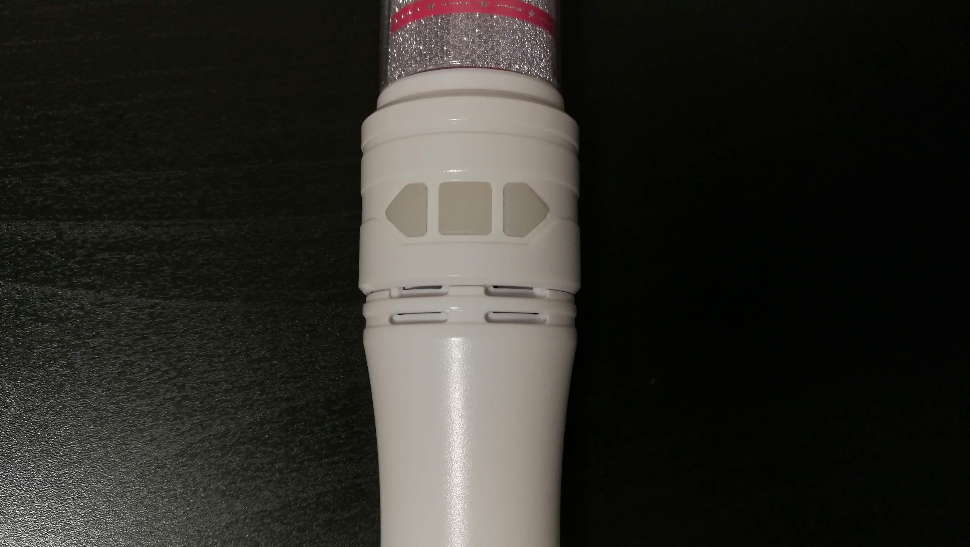 ルミカ系ペンライトの操作方法